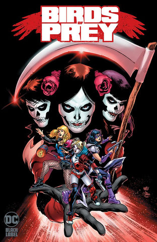 Birds of Prey #1 Black Label