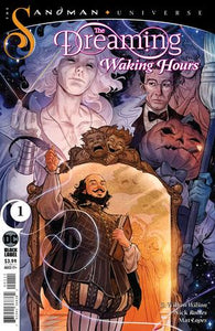 DREAMING WAKING HOURS #1 COVER A NICK ROBLES