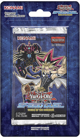 Yu-Gi-Oh! Speed Dual 4 Booster Pack