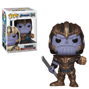 Thanos Funko POP Marvel Avengers 453