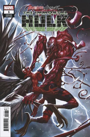 Absolute Carnage The Immortal Hulk #1 (Ratio Variant)