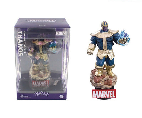 Thanos : D*Stage Diorama Stage 014 Thanos Statue