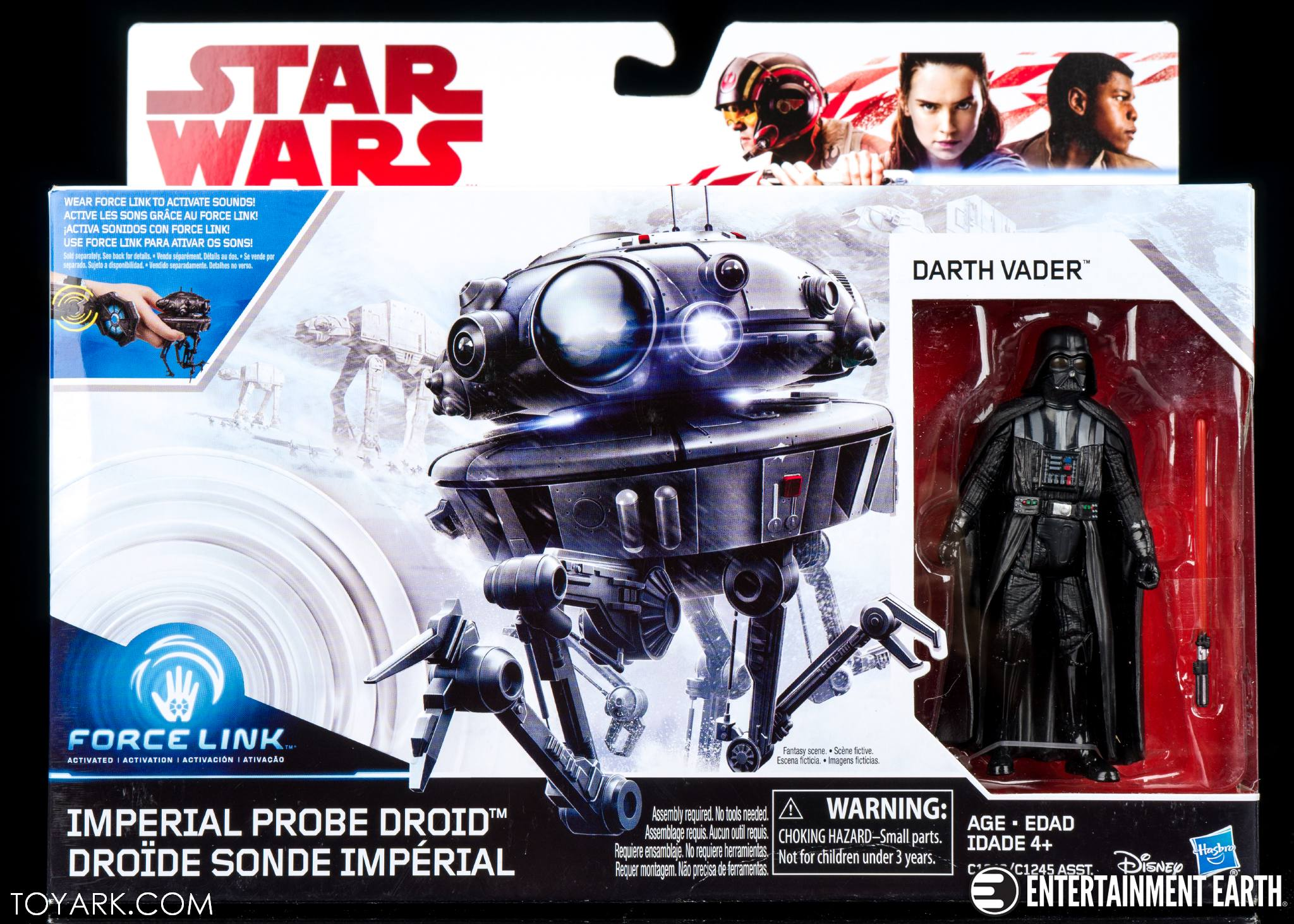 "Star Wars Imperial Probe Droid ""Darth Vader"""