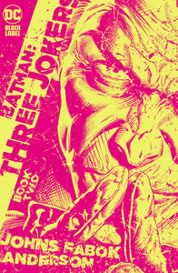 BATMAN THREE JOKERS #2 6 COVER BUNDLE