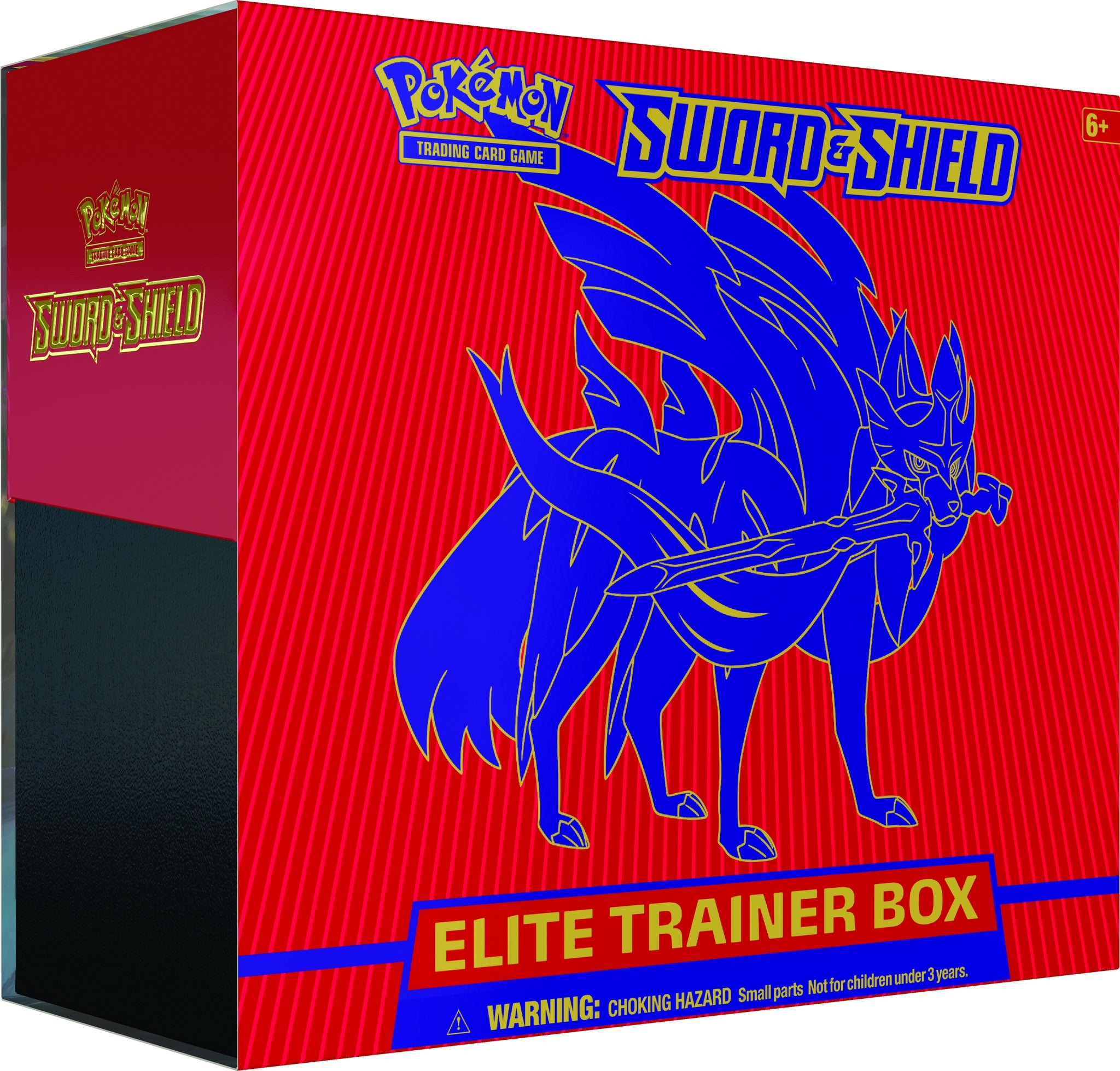 Pokémon TCG Sword & Shield Elite Trainer Box