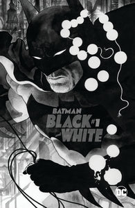 BATMAN BLACK AND WHITE #1 COVER B JH WILLIAMS III VARIANT