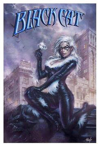 Black Cat #1 Variant Edition