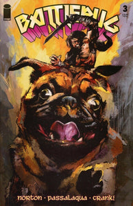 Battlepug 3 Cover B