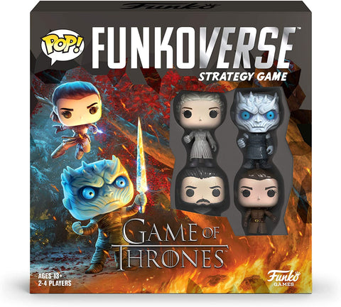 Funkoverse: Game of Thrones