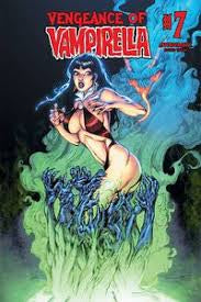 Vengeance of Vampirella 7