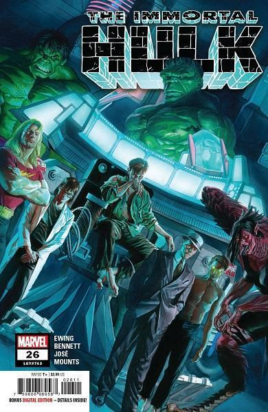 The Immortal Hulk #26