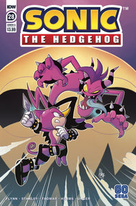 Sonic The Hedgehog 28 Cover A