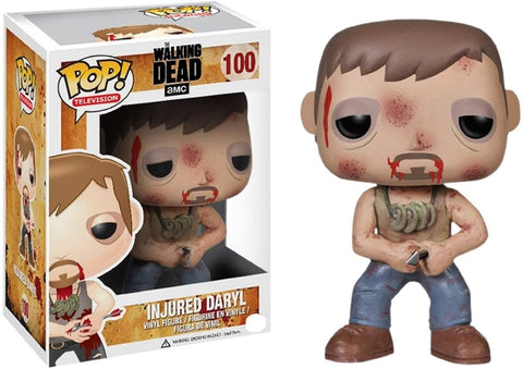 The Walking Dead Funko POP Television 100 Injured Daryl