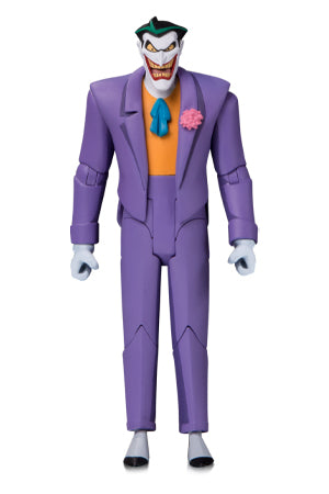 THE JOKER : BATMAN THE ADVENTURES CONTINUE THE JOKER BTAS ACTION FIGURE