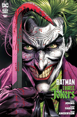 Batman Three Jokers #1 Bundle