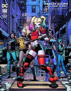 Harley Quinn And The Birds Of Prey #2 Variant Cover