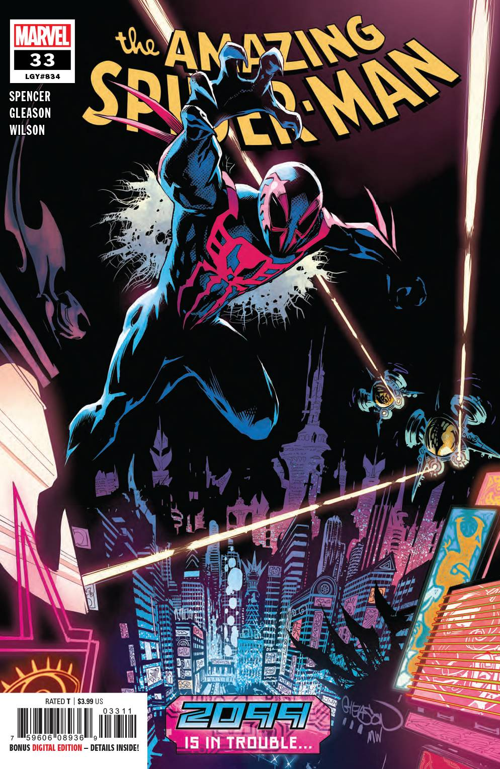 The Amazing Spider-Man 2099 33