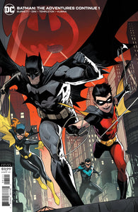 BATMAN THE ADVENTURES CONTINUE #1 DAN MORA VARIANT
