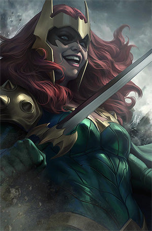 DARK NIGHTS DEATH METAL #5 COVER C STANLEY ARTGERM LAU PERPETUA VARIANT