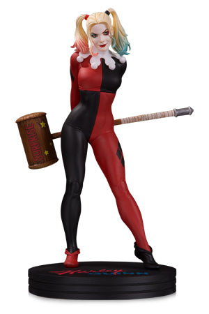 HARLEY QUINN BY FRANK CHO STATUE
