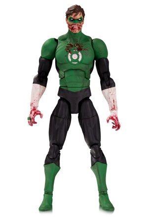 Green Lantern : DC ESSENTIALS: 30 DCEASED GREEN LANTERN ACTION FIGURE