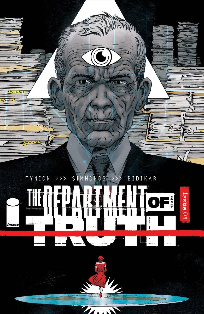 DEPARTMENT OF TRUTH #1 1:10