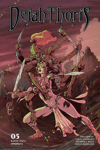 Dejah Thoris #5