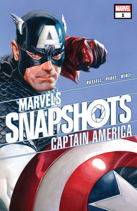 Marvels Snapshots Captain America 1