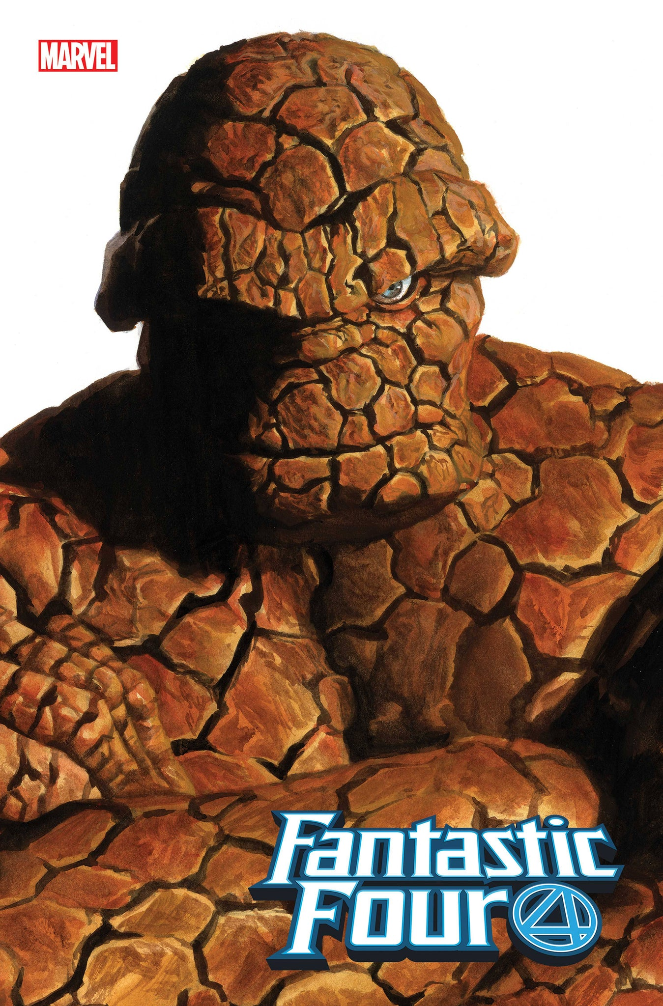FANTASTIC FOUR #24 ALEX ROSS THING TIMELESS VAR