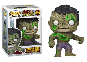 Hulk FUNKO POP! MARVEL: Marvel Zombies - Hulk 659