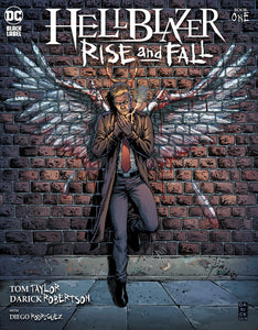 HELLBLAZER RISE AND FALL #1 (OF 3) COVER A DARICK ROBERTSON