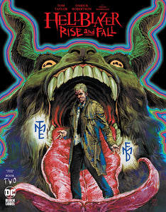 HELLBLAZER RISE AND FALL #2 (OF 3) CVR B JH WILLIAMS III VAR
