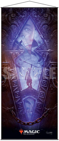 Magic: The Gathering Kaldheim Wall Scroll (Niko Defies Destiny)