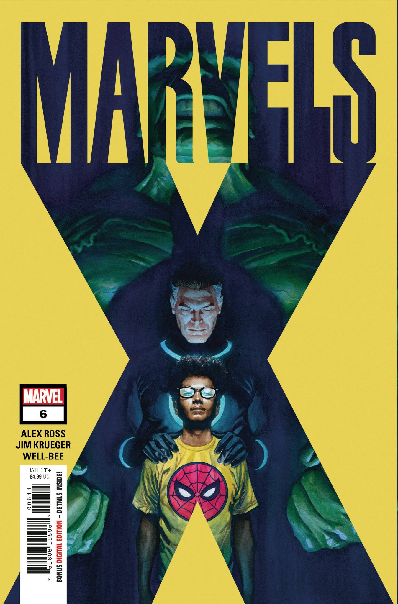 MARVELS X #6 (OF 6)