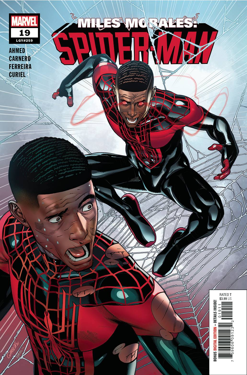 MILES MORALES SPIDER-MAN #19 OUT