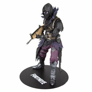"Fortnite Mcfarlane Toys Fortnite Deluxe Box 11"" Scale Scale Figures - Raven"