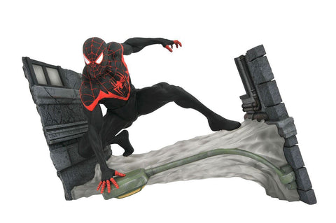 Miles Morales - Diamond Select - Marvel Gallery Miles Morales PVC Statue