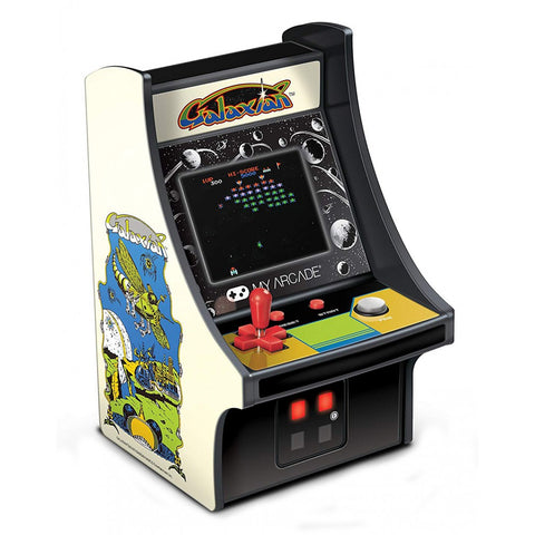 My Arcade Galaxian Miro Player