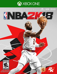 NBA 2K18: Early Tip Off Edition for Xbox One
