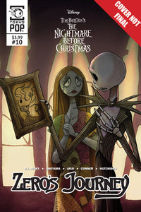NIGHTMARE BEFORE CHRISTMAS ZEROS JOURNEY #10