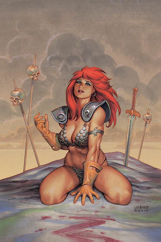 Red Sonja Vol. 5 #06 Virgin Variant