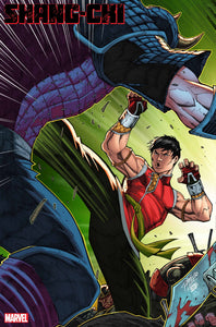 SHANG-CHI #1 (OF 5) RON LIM VAR