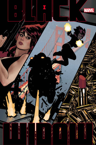 BLACK WIDOW #2 7 ISSUE BUNDLE