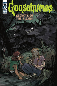 GOOSEBUMPS SECRETS OF THE SWAMP #2