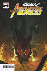 SAVAGE AVENGERS #13 BOSS LOGIC VARIANT