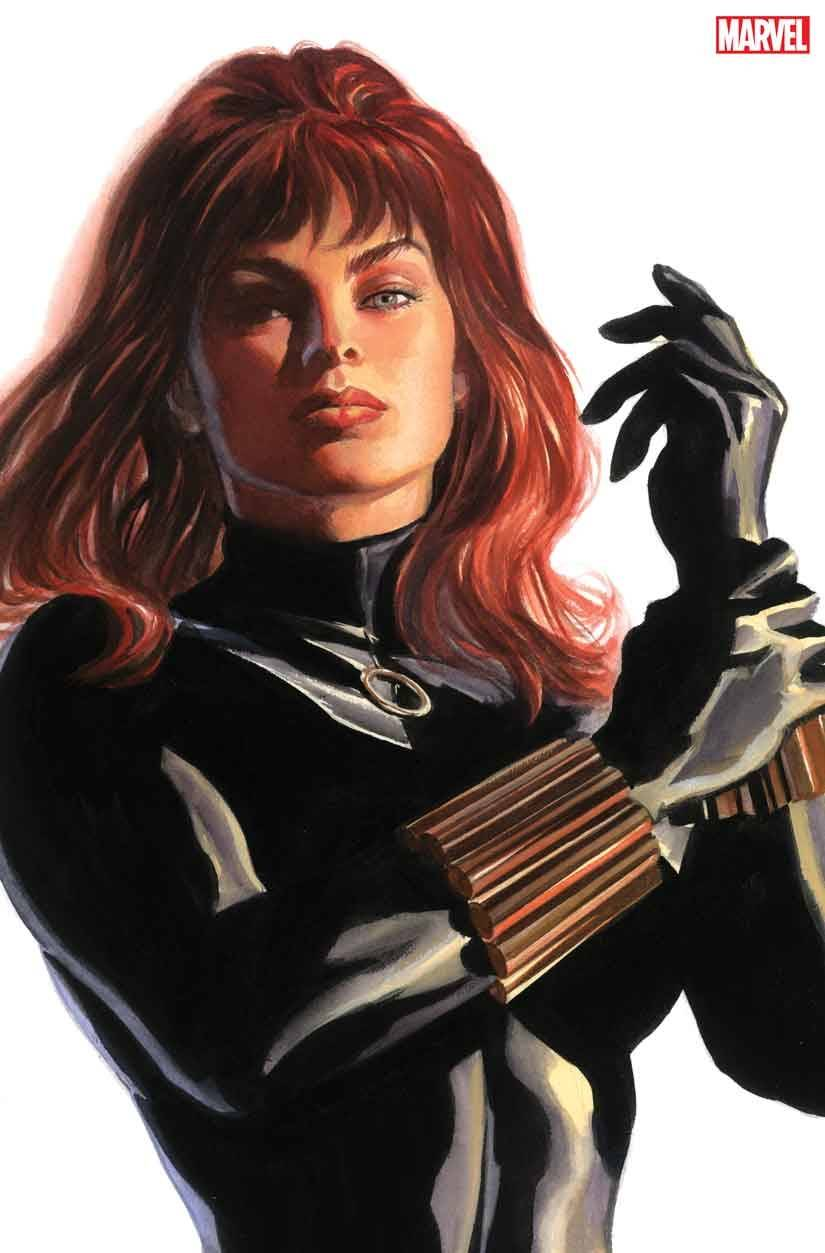 BLACK WIDOW #2 ALEX ROSS BLACK WIDOW TIMELESS VARIANT