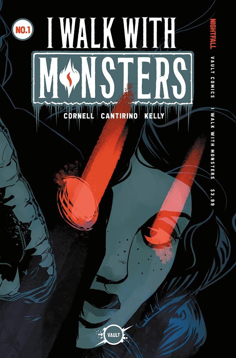I WALK WITH MONSTERS #1 COVER C HICKMAN (11/11/2020)