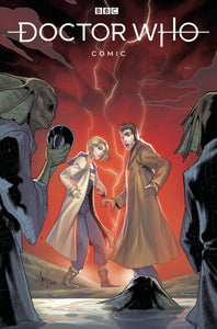 DOCTOR WHO COMICS #1 COVER D ANDOLFO (11/18/2020)