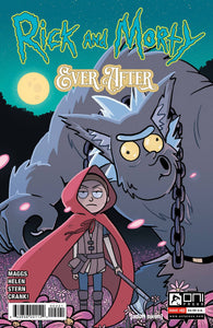 RICK & MORTY EVER AFTER #2 COVER B STERN (11/25/2020)