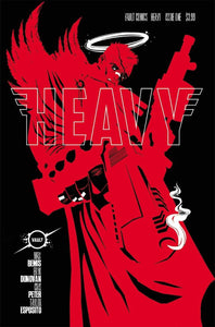 HEAVY #1 COVER D 2ND PRINTING (10/28/2020)